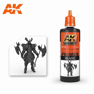 AK Interactive Primer Black