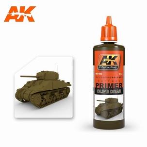 AK Interactive Primer Olive Drab