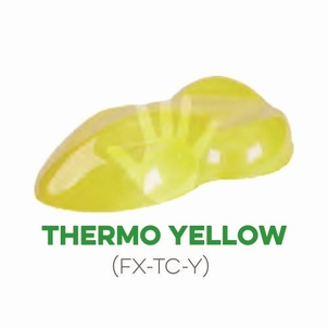 Custom Creative FX Thermo Cromical Yellow