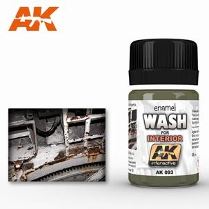 AK Enamel Interior Wash
