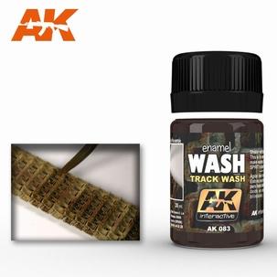 AK Enamel Track wash