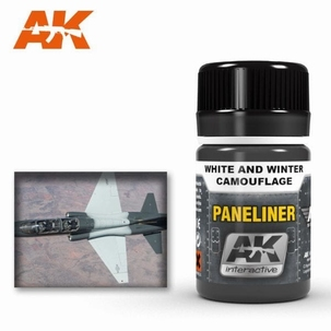 AK Panelliner for White and Winter Camouflage