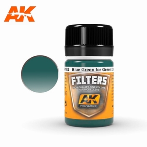 AK Filters Blue Green For Freen Camo