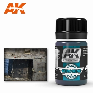 AK Engine Effects Kerosine Leaks and Stains