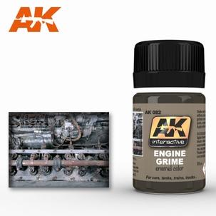 AK Engine Effects Engine Grime
