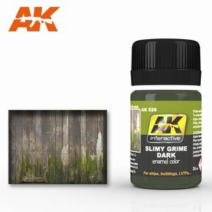 AK Streaking Effects Slimy Grime Dark