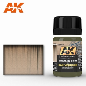 AK Streaking Effects Grime for Dark Vehicles