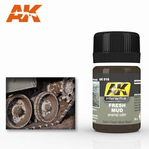 AK Nature Effects Fresh Mud