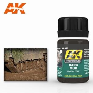 AK Nature Effects Dark Mud