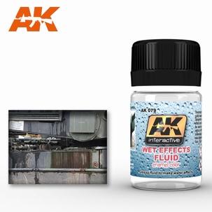 AK Nature Effects Wet Effects Fluid
