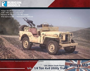 280050Willys MB ¼ ton 4x4 Truck (Commonwealth)
