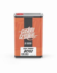 Custom Creative Slow Thinner BC102