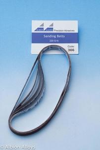 Albion Sanding Belts 320 Grit