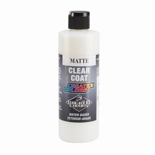 Createx Matte Clear Coat