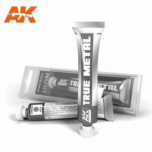 AK True Metal Iron