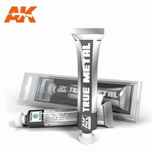 AK True Metal Silver