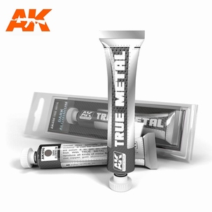 AK True Metal Dark Alluminium