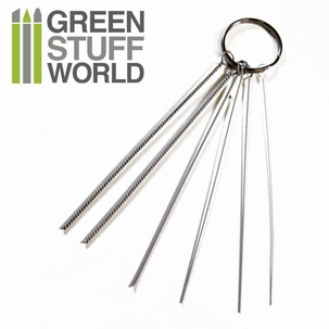 GSW Airbrush Nozzle Cleaning Wires