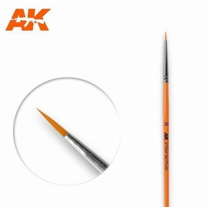 AK Round Brush Synthetic 3.0