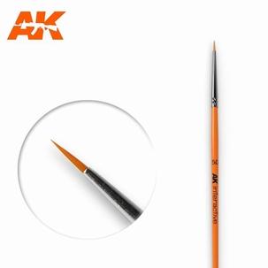 AK Round Brush Synthetic 5.0