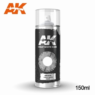 AK Great White Base Spray