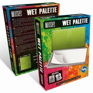 Greenstuff Wet Palette