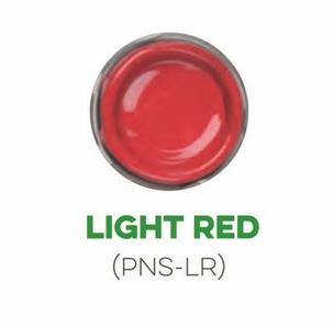 Custom Creative Pinstripe Enamel Light Red