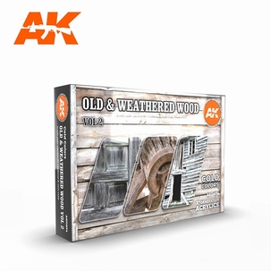 AK 3rd Generation Set Old & Weathered Wood 2