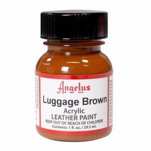 Angelus Luggage Brown