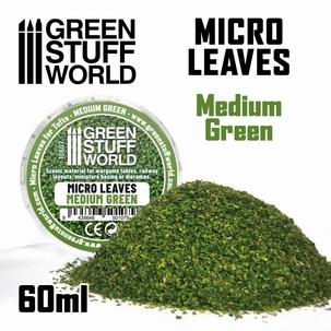 GSW Micro Leaves Medium green Mix