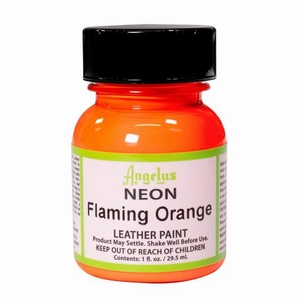 Angelus Neon Flaming Orange 129