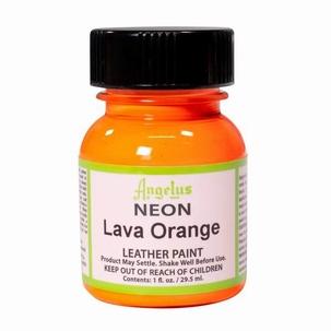 Angelus Neon Lava Orange 130