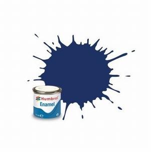 15 Humbrol enamel 14ml. Midnight Blue 15
