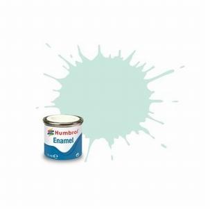 23 Humbrol enamel 14ml. Duck egg blue 23