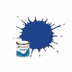 25 Humbrol enamel 14ml. Blue 25