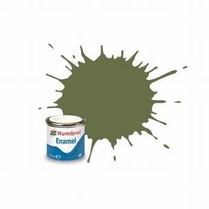80 Humbrol enamel 14ml. Grass green 80