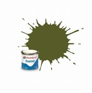 149 Humbrol enamel 14ml. Foliage green 149