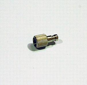 409 Steeknippel M7x 0.75 binnendraad