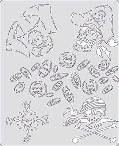 Artool Curse Of Skull Master Buckaneer