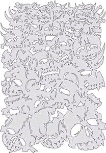 Artool Curse Of Skull Master Bonz II