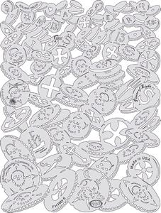 Artool Pieces of Eight