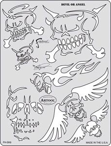Artool Son of Skull Devil on Angel