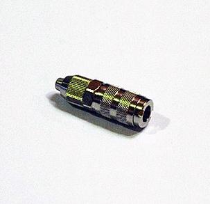 442 Snelkoppeling met slangaansluiting 2,7mm. (4/6)