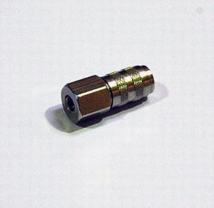 444 Snelkoppeling met M5 binnendraad