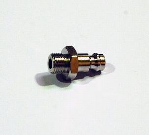 624 Steeknippel 5mm. diameter 9mm.