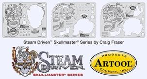 Artool Steam Driven Mini Series All Three!!