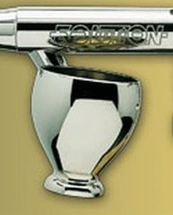 Cup 5ml. Chrome onderbeker linkshandig