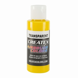 Createx Classic Transparant  Yellow
