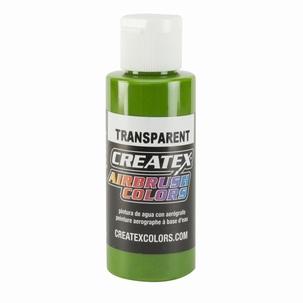 Createx Classic Transparant  Tropical Green