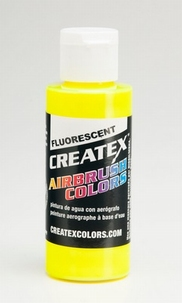 Createx Classic Fluo Yellow